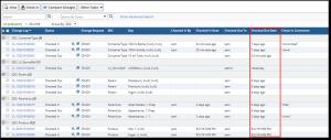 LabVantage 8.5 Configuration Management and Transfer Change Log