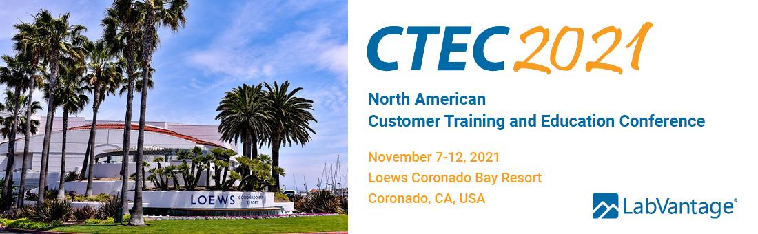CTEC 2021 North America