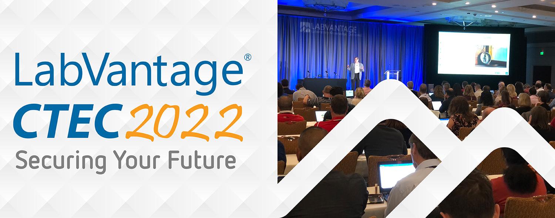 LabVantage CTEC 2022