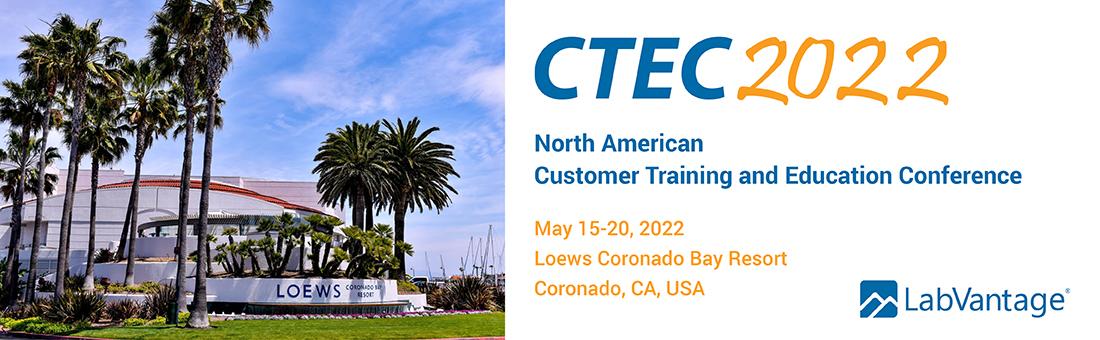 CTEC 2022 North America